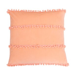 Rahma Pom Pom Throw Pillow