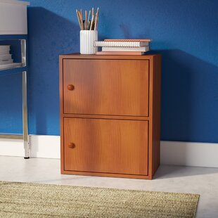 Nivens 2 Door Accent Cabinet by Ebern Designs