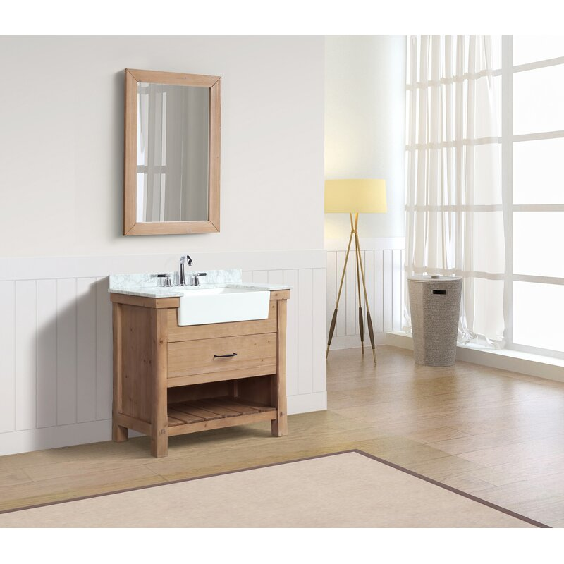 Three Posts Kordell 36 Single Bathroom Vanity Set Reviews