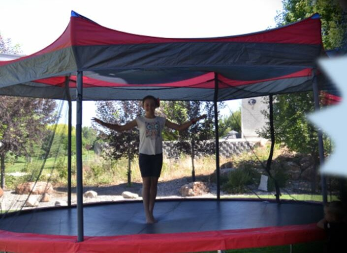 15u0027 Tr&oline Cover & Trampoline Accessories Youu0027ll Love | Wayfair