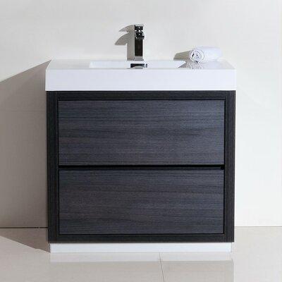 Modern Amp Contemporary Walnut Vanity Allmodern