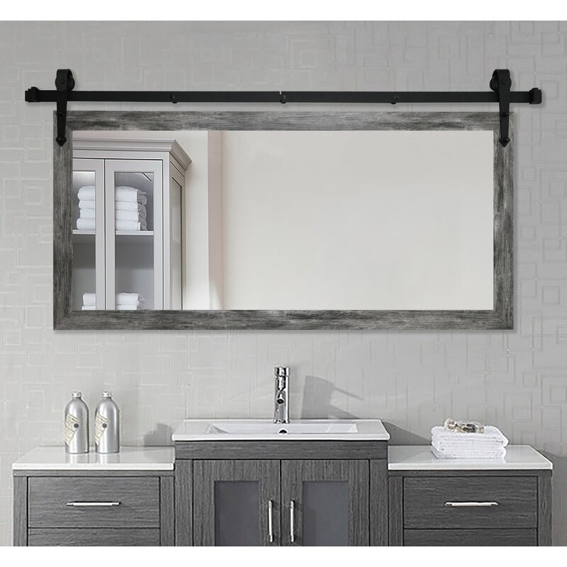 Abraham Bathroom Vanity Mirror