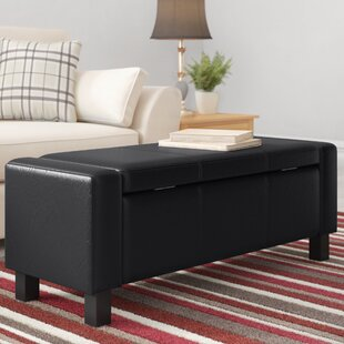 Storage Ottoman By ClassicLiving