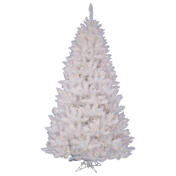 white christmas trees youll love wayfair - Mountain King Christmas Trees