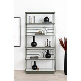 Houghtaling Etagere Bookcase by Everly Quinn