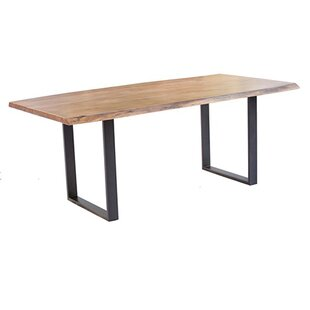 Berard Solid Wood Dining Table by Foundry Select #2