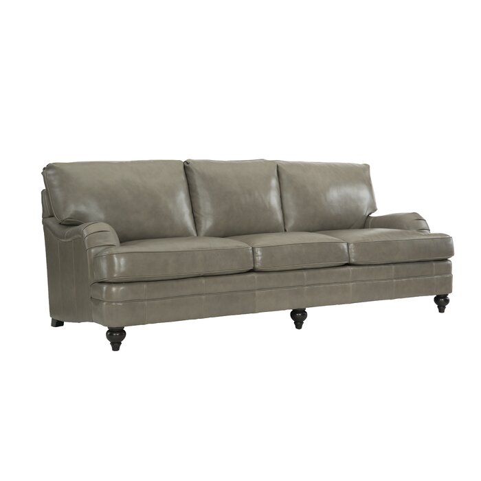 Fabulous Tarleton Top Grain Leather Sofa Inzonedesignstudio Interior Chair Design Inzonedesignstudiocom