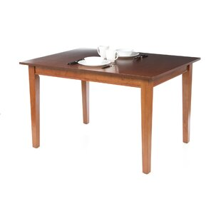 Ferryhill Extendable Solid Wood Dining Table