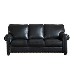 Tawanda Craft Leather Sofa