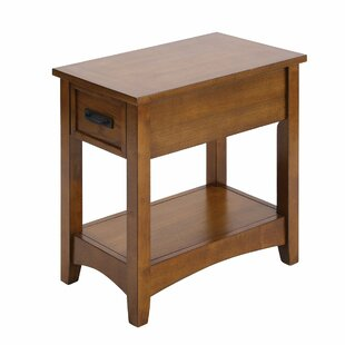 Leverett End Table with Storage by Red Barrel Studio