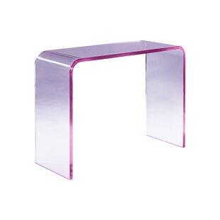 Muniz Waterfall Console Table