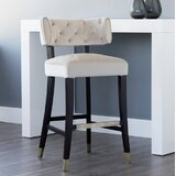 Dopkins Bar & Counter Stool by Canora Grey