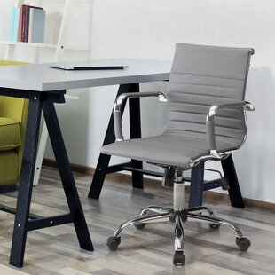 Metal office chairs Visitor Quickview Wayfair Modern Contemporary Office Chairs Youll Love Wayfair
