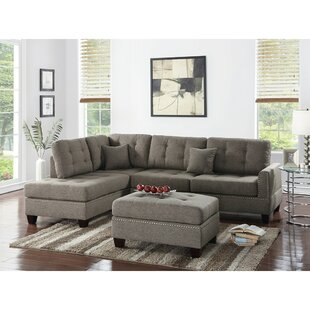 Thamann Reversible Modular Sectional