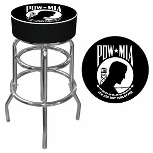 POW 31 Swivel Bar Stool