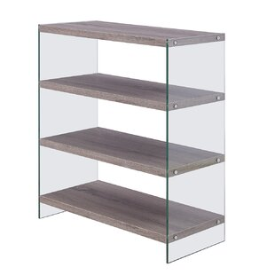 Find the perfect Rickie Bookcase by Orren Ellis Reviews (2019) & Buyer's Guide
