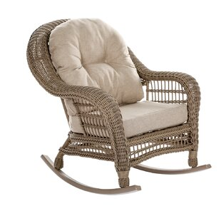 Royals Garden Patio Rocking Chair with Cushions