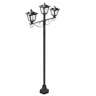 Leiker Street Vintage Triple Solar 3-Light 74
