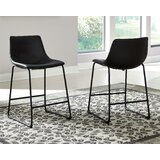 Cowal 23.75 Counter Stool (Set of 2) by Ebern Designs