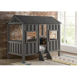 Cianciolo Twin Low Loft Bed