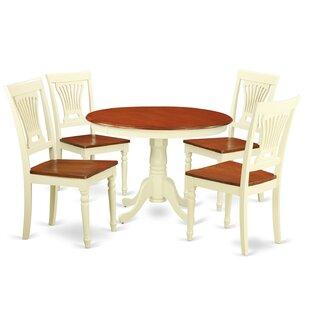 Wooden Importers Hartland 5 Piece Dining Set