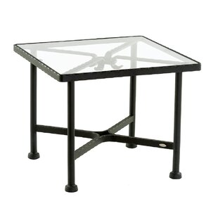 Aikens Aluminum Side Table