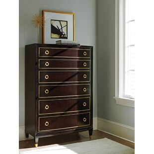 Carlyle 6 Drawer Chest