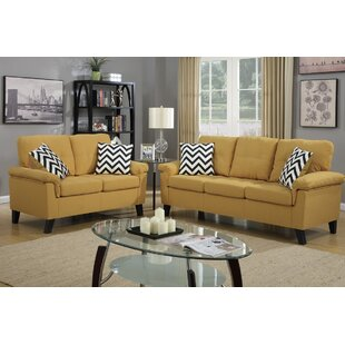 Whitmore 2 Piece Living Room S..