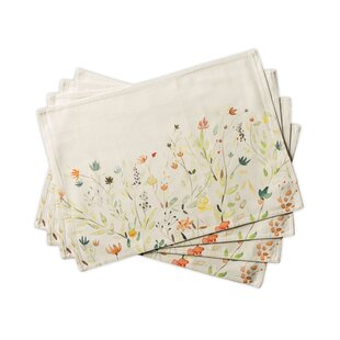 Colmar Placemat (Set of 4) by Maison d' Hermine