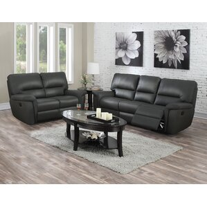 Judlaph Solid 2 Piece Living Room Set by Red Barrel Studio