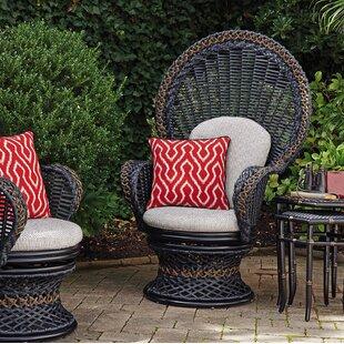 Tommy Bahama Outdoor Marimba Patio Chair with Cushion