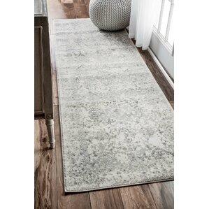 Marissa Ivory/Grey Area Rug