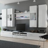 Louison Entertainment Center for TVs up to 88 by Orren Ellis