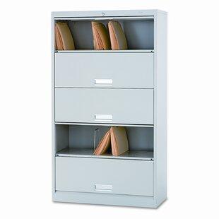 HON 600 Series 5-Drawer Legal File