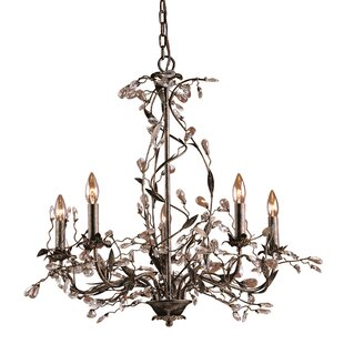 Compare 5-Light Chandelier By Elk Lighting