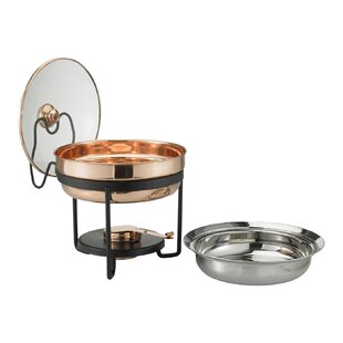 Decor Chafing Dish With Gl Lid
