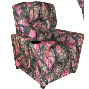 Order Camo Kids Chair with Cup Holder ByDozydotes