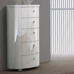 White Gloss Drawers Bedroom Wayfaircouk