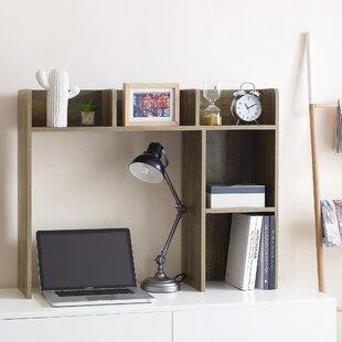 Mclawhorn Dorm Desk Standard Bookcase By Rosalind Wheeler