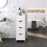 Drawer Linen Tower Bathroom Cabinets Shelving You Ll Love In 2021 Wayfair