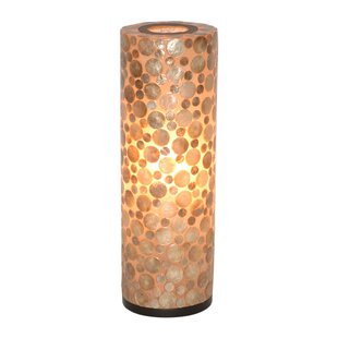 Jeffan Bubbles 25'' Table Lamp
