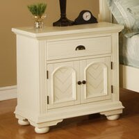 Herren 1 Drawer Nightstand by Alcott Hill