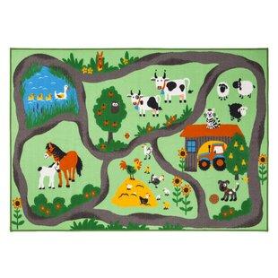 Alex Farm Floor Mat By Zoomie Kids