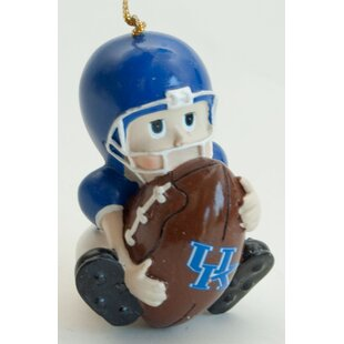 NCAA Lil Fan Team Player Ornament By Team Sports America