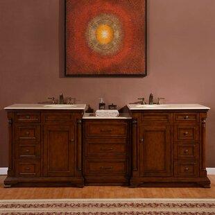 93 Double Bathroom Vanity Set by Astoria Grand