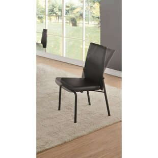 Landreneau Modern Dining Chair (Set of 2) by Latitude Run
