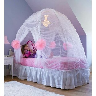 Fairy-Tale Bed Tent & Fairy Tent | Wayfair