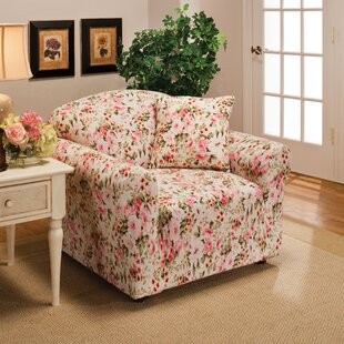 Florence Box Cushion Armchair Slipcover