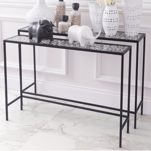 Swiftcurrent 2 Piece Console Table Set