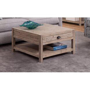 Herrington Modern Coffee Table by Rosecliff Heights